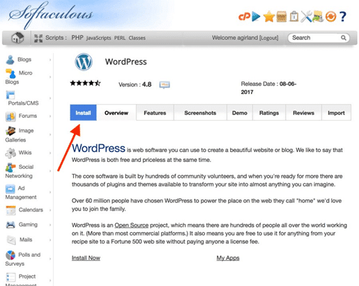 WordPress Setup Tutorial