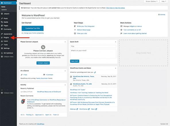 Base Plugin WordPress Tutorial